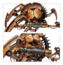 Forge World Necron Seraptek Heavy Construct With Singularity Generators 2