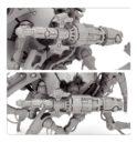Forge World Necron Seraptek Heavy Construct With Singularity Generators 4