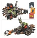 Games Workshop Warhammer 40.000 Deffkilla Wartrike 2