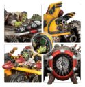 Games Workshop Warhammer 40.000 Megatrakk Scrapjet 3
