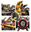 Games Workshop Warhammer 40.000 Megatrakk Scrapjet 3