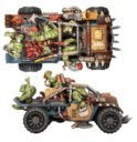 Games Workshop Warhammer 40.000 Rukkatrukk Squigbuggy 2