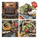 Games Workshop Warhammer 40.000 Rukkatrukk Squigbuggy 3