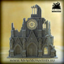 Mini Monsters Ruins Of Gothic Cathedral 02