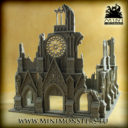 Mini Monsters Ruins Of Gothic Cathedral 03