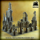 Mini Monsters Ruins Of Gothic Cathedral 04