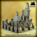 Mini Monsters Ruins Of Gothic Cathedral 05