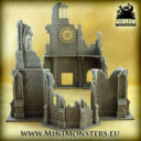 Mini Monsters Ruins Of Gothic Cathedral 07