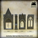 Mini Monsters Ruins Of Gothic Cathedral 09
