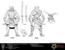 Privateer Press Legend Of The Five Rings MiniCrate 2