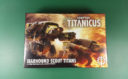 Unboxing Warhound Titan 01