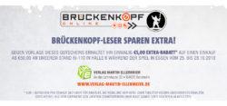 VME Flyer DIN Lang SPIEL 2018 Gutschein Brückenkopf 2