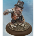 West Wind Productions Empire Of The Dead Ratlanders The Great Waggon Robbery