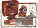 Fantasy Flight Games Runewars Three Uthuk Y'llan Expansions November 2018 2