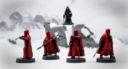 Fantasy Flight Games Star Wars Legion Emperor Palpatine Commander Expansion 11