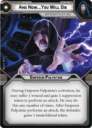 Fantasy Flight Games Star Wars Legion Emperor Palpatine Commander Expansion 6