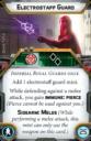 Fantasy Flight Games Star Wars Legion Royal Guards Unit Expansion 5
