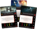 Fantasy Flight Games Star Wars X Wing TIE:fo Fighter Expansion 11