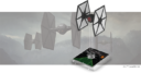 Fantasy Flight Games Star Wars X Wing TIE:fo Fighter Expansion 2