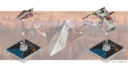 Fantasy Flight Games Star Wars X Wing Wave III 21