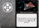 Fantasy Flight Games Star Wars X Wing Wave III 23