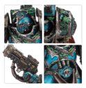 Forge World The Horus Alpha Legion Praetor In Cataphractii Terminator Armour 2