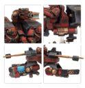 Forge World The Horus Heresy Proteus Pattern Land Speeder Set 1 4