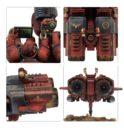 Forge World The Horus Heresy Proteus Pattern Land Speeder Set 2 3