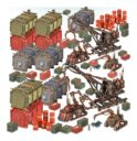 Games Workshop Warhammer 40.000 Sector Mechanicus Munitorum Munitions Hub