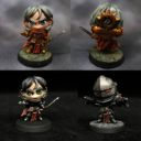 IM Impact Chibi Siblings Of Conflict Miniatures 22