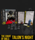KM The Court Of Owls Talon S Night