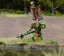 Mantic Kow Riverguard Captain