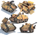 TH MAV3RICK Modular 3D Printable Tank Kickstarter 4