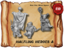 TTC Halflings And Fantasy Friends 10