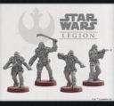 Fantasy Flight Games Star Wars Legion Wookiee Warriors Unit Expansion 7