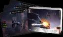 Fantasy Flight Games Star Wars X Wing™ Season Four Attack Run Kit 3