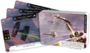 Fantasy Flight Games Star Wars X Wing™ Season Four Attack Run Kit 5