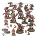 Forge World Blood Bowl Blood Bowl Blood Bowl Gouged Eye Full Roster