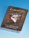 Freebooter Miniatures Freebooters Fate Bruderschaft Charakterkarten 1