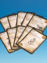 Freebooter Miniatures Freebooters Fate Spielkarten 7