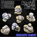 GSW Roman Ruins Resin Set 01