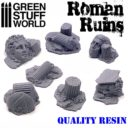 GSW Roman Ruins Resin Set 02