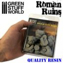 GSW Roman Ruins Resin Set 03