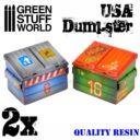 GSW Usa Dumpster 01