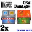 GSW Usa Dumpster 02
