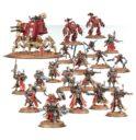 Games Workshop Warhammer 40.000 Adeptus Mechanicus Fist Of The Omnissiah