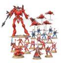 Games Workshop Warhammer 40.000 Craftworlds Asuryani Bladehost