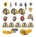 Games Workshop Warhammer 40.000 Imperial Fists Supremacy Force 2