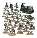 Games Workshop Warhammer 40.000 Necrons Dominion Spearhead