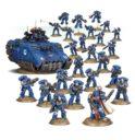 Games Workshop Warhammer 40.000 Space Marine Primaris Interdiction Force